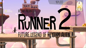 Bit Trip Runner 2: Future Legend of Rhythm Alien Review