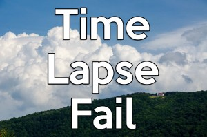 A Lesson in Time Lapse Photography