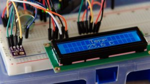 Weather Conditions Powered by Arduino