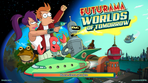 Futurama: Worlds of Tomorrow Review