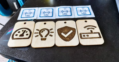 NFC Tags – Bringing your mobile tasks to the tangible